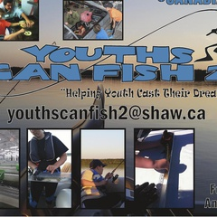 Youths can fish 2 charity