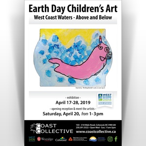 Earth Day Children's Art