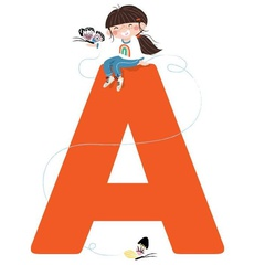 A is for Alphabet Reading with Jessie Thiessen