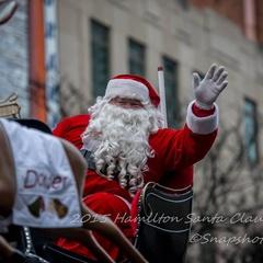 Hamilton Santa Claus Parade