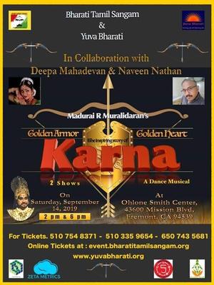KARNA - A Bharatnatyam A Dance Musical