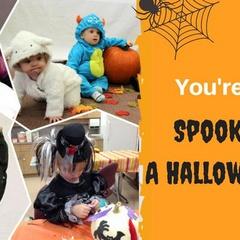 Spooktacular: A Halloween Party