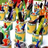 Kids Art Studio Paint Party (5-12yr)