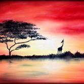 Artful Oil Painting