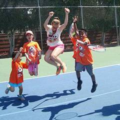 Paid 2019 Kids Tennis-Sports Summer Camp in San Mateo