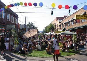 Belmont Street Fair