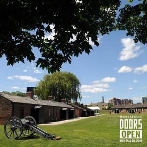 Doors Open at Fort York NHS