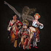 Ukrainian Shumka Dancers present Ancestors & Elders