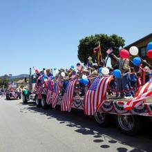 48th Ol' Fashioned 4th of July Parade, Half Moon Bay