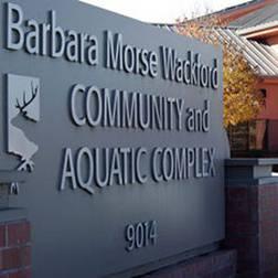 Barbara Morse Wackford Community & Aquatic Complex