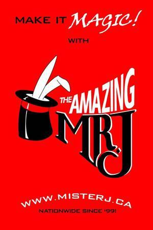The 'Amazing Mr. J' Magic Show - Sackville Snow Days