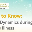 Dying To Know : Family Dynamics during Serious Illness