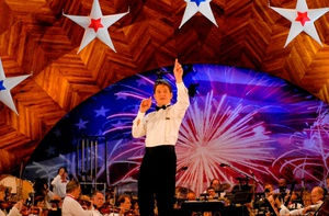 THE BOSTON POPS ON TOUR