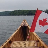 Canada Day at the Lake