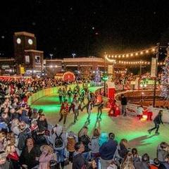 Historic Folsom Christmas Tree Lighting Ceremony