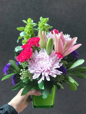 Fresh Spring Floral Workshop