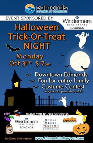 Halloween Trick-or-Treat Night