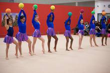 Recreational Rhythmic Gymnastics - Girls 11-14