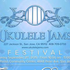 6th Annual Ukulele Jams Festival