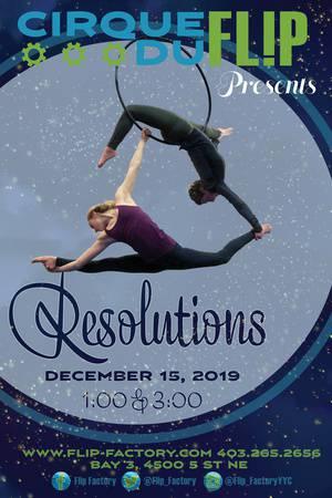 Cirque du Flip Presents Resolutions