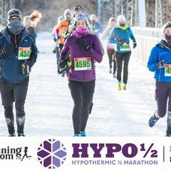 Hypothermic Half Marathon - Regina