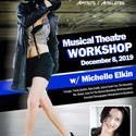 Musical Theatre Workshop with Michelle Elkin
