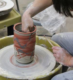 Kids Pottery Camps