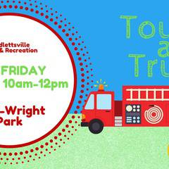 Touch a Truck- Fun Friday
