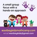 East Bay Kidz Summer Math Camp Program