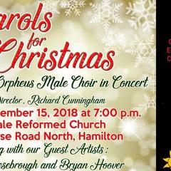 Carols for Christmas Concert