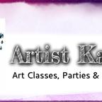Artist Kate (Art Parties)
