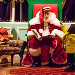 Santa's Signature Experience - Weekends