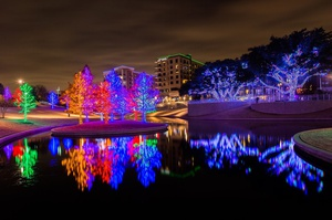 Vitruvian Lights Special Event