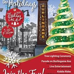 Downtown Tree Lighting & Holiday Parade