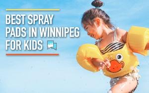 Best Spray Pads in Winnipeg