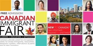 Edmonton Canadian Immigrant Fair