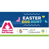 Maple Leaf Self Storage Easter Egg Hunt