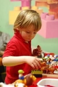 Toddler Tuesdays at Legoland Discovery Center