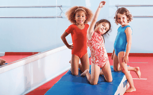 Top Gymnastics Classes for Kids in Edmonton