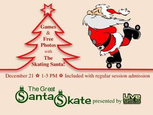 The Great Santa Skate