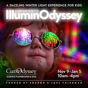 CuriOdyssey's IlluminOdyssey - A Dazzling Light Experience for Kids