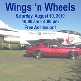 4th Annual Wings 'n Wheels