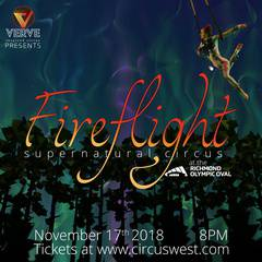 Fireflight - A Supernatural Circus at the Richmond Olympic Oval