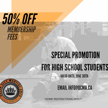 Queen City Martial Arts's promotion image