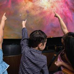 Spring Break at the H.R. MacMillan Space Centre
