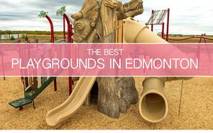 The Best Playgrounds in Edmonton