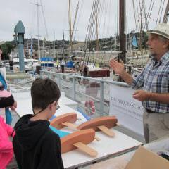 cast off – sunday public sail