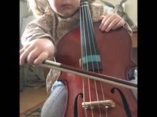 Preparatory cello for 2-5