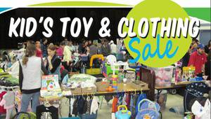 St Vital My Neighbours Children's Used Toy and Clothing Sale