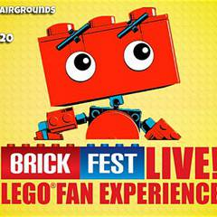 Brick Fest Live LEGO® Fan Experience (San Jose, CA)